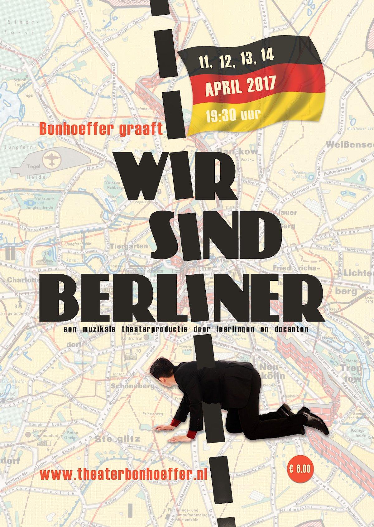 Wir sind Berliner (2017) – Theater Bonhoeffer