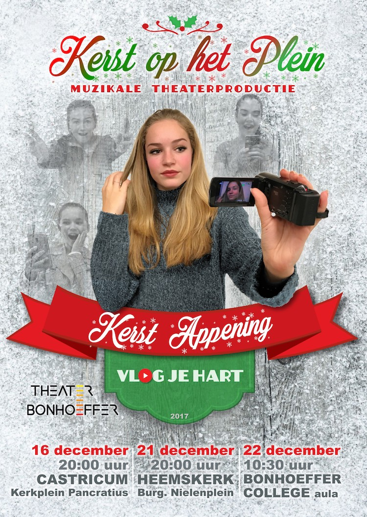 KerstAppening (2017) – Theater Bonhoeffer
